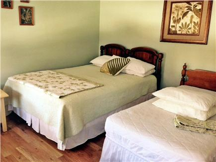 Bass River / South Yarmouth Cape Cod vacation rental - Queen and twin bedroom upstairs