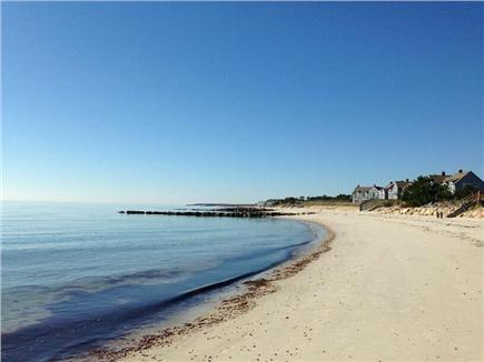 Bass River / South Yarmouth Cape Cod vacation rental - Our beach