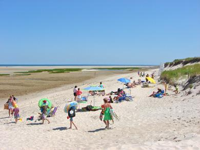 Dennis Cape Cod vacation rental - A few minutes drive to Mayflower Beach!