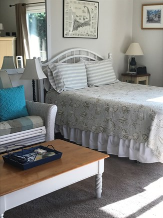 North Truro Cape Cod vacation rental - Comfy queen bed