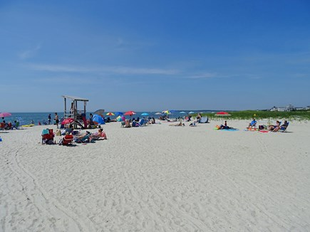 West Yarmouth Cape Cod vacation rental - Spend the day at popular Seagull Beach