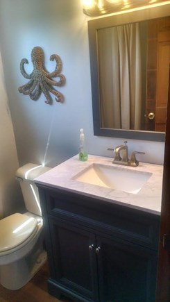 East Sandwich Cape Cod vacation rental - Newly renovated Second Floor Full Bath