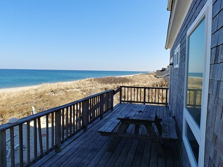 sandwich Cape Cod vacation rental - Panoramic Ocean Views from Every Room & Oceanfront Deck