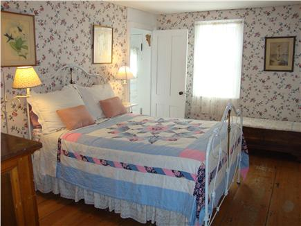 Wellfleet Center Cape Cod vacation rental - Downstairs bedroom with double bed