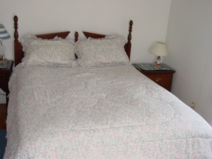 East Falmouth Cape Cod vacation rental - Bedroom with queen size bed