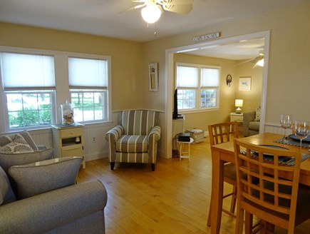 West Yarmouth Cape Cod vacation rental - Comfortable and spacious living area with flat screen TV