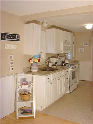 West Yarmouth Cape Cod vacation rental - Find everything you need in the kitchen, near first floor laundry