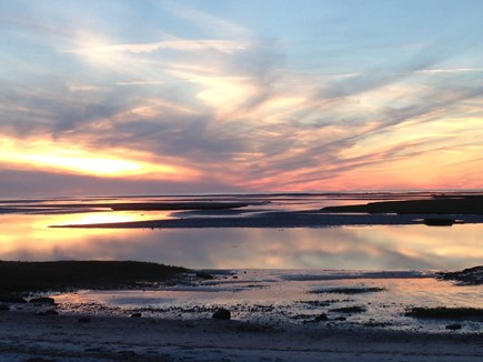 North Eastham Cape Cod vacation rental - Sunset