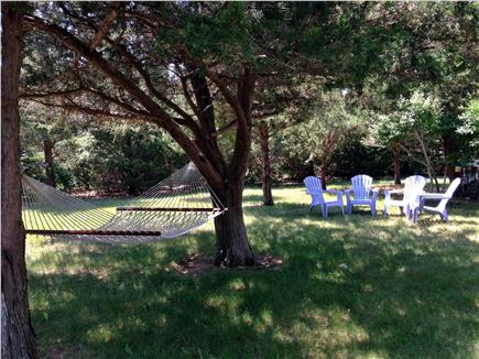North Eastham Cape Cod vacation rental - Backyard