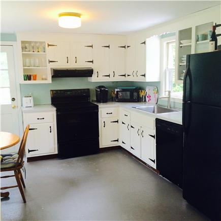 Harwich Cape Cod vacation rental - Kitchen if fully equipped and invited group cooking!
