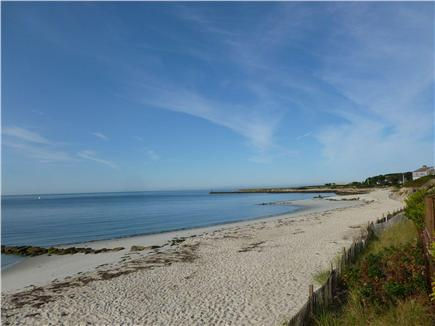 Harwich Port Cape Cod vacation rental - Another view of private beach to Allen's Harbor! Safe for all!