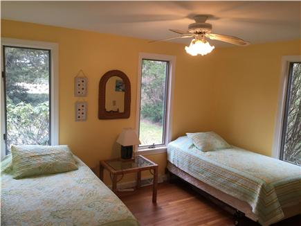 East Orleans Cape Cod vacation rental - 1st floor bedroom with twin beds (2)