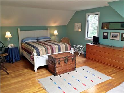 East Orleans Cape Cod vacation rental - Spacious master b/d 2nd flr  - Queen b/d plus Full futon/sofa