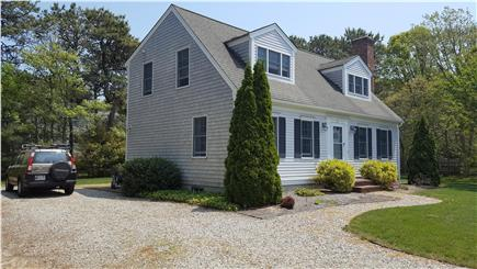 Chatham Cape Cod vacation rental - Front of house with driveway
