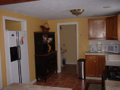 West Yarmouth Cape Cod vacation rental - The Kitchen
