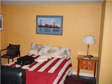 West Yarmouth Cape Cod vacation rental - First floor bedroom