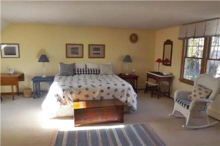 West Harwich Cape Cod vacation rental - Huge second floor master bedroom with king bed
