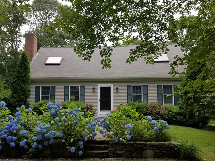 West Harwich Cape Cod vacation rental - 2 story Cape Cod style with skylights, sleeps 9