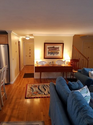 West Harwich Cape Cod vacation rental - Entrance area