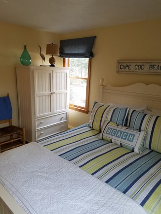 West Harwich Cape Cod vacation rental - First floor queen bedroom