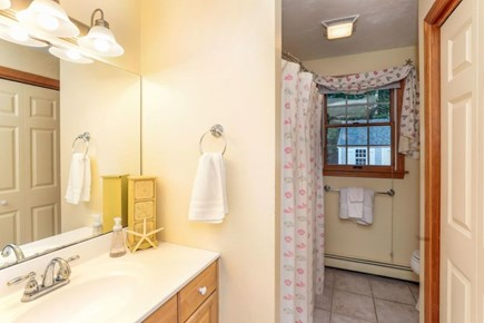 West Harwich Cape Cod vacation rental - 1st floor bathroom