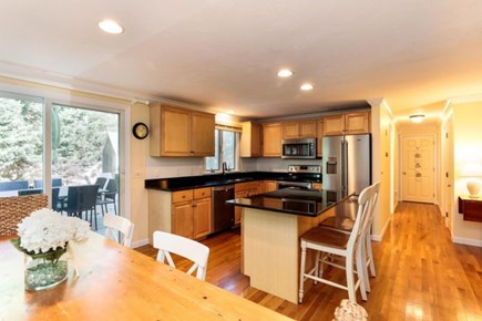 West Harwich Cape Cod vacation rental - Fully equipped kitchen