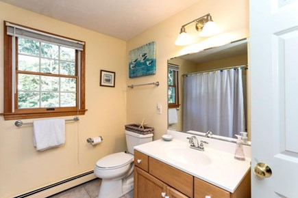West Harwich Cape Cod vacation rental - 2nd floor bathroom