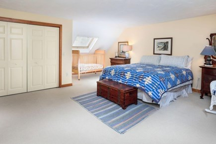 West Harwich Cape Cod vacation rental - 2nd floor Master Bedroom with King bed and crib available