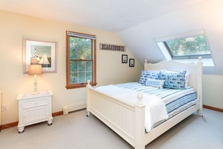West Harwich Cape Cod vacation rental - 2nd floor bedroom with Queen and 2 twin beds - Queen