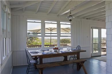 Sagamore Beach, Bourne Sagamore Beach vacation rental - Dining