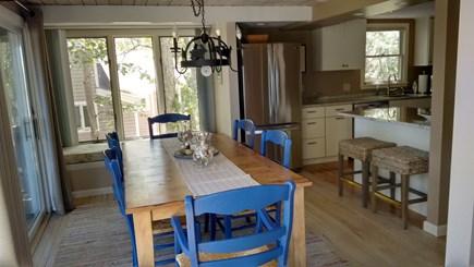 Summersea area of New Seabury New Seabury vacation rental - Dining Room Area
