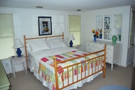 Summersea area of New Seabury New Seabury vacation rental - Lower Level- Queen Bedroom