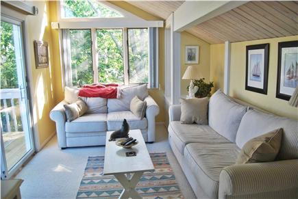Summersea area of New Seabury New Seabury vacation rental - Loft Area - Treetop Height with Upper Deck