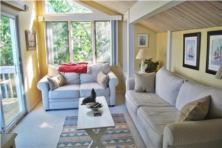 Summersea area of New Seabury New Seabury vacation rental - Loft Area - Treetop Height with Upper Deck