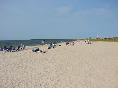 South Yarmouth Cape Cod vacation rental - Short stroll to gorgeous beach