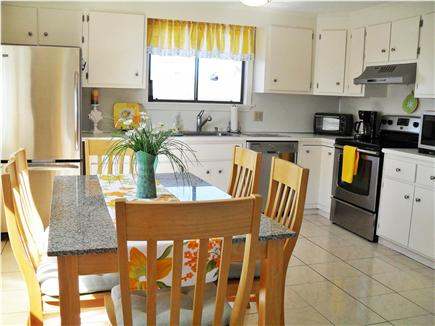 South Yarmouth Cape Cod vacation rental - Updated Eat-In kitchen
