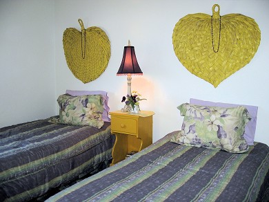 South Yarmouth Cape Cod vacation rental - Twin-bedded bedroom