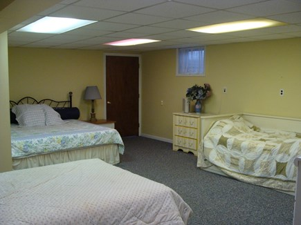 Brewster Cape Cod vacation rental - Bedroom 3 - King, Queen, twin with trundle bed