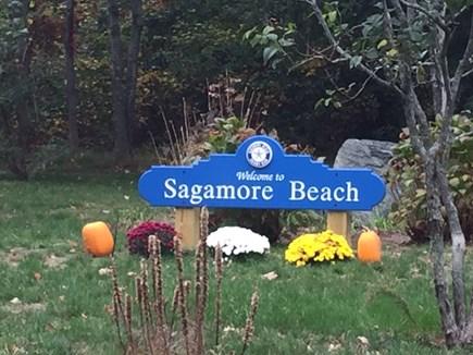 Sagamore Beach, Sandwich  Sagamore Beach vacation rental - Our community pride.  Good ole Cape Cod.