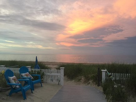 Sagamore Beach, Sandwich  Sagamore Beach vacation rental - Multicolored Sunsets!