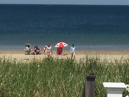 Sagamore Beach, Sandwich  Sagamore Beach vacation rental - Private beach always room to spread out and enjoy...