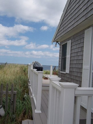 Sagamore Beach, Sandwich  Sagamore Beach vacation rental - Wrap around decking