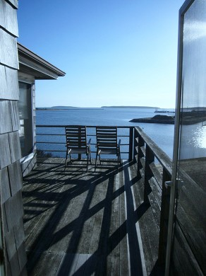 Wellfleet Harbor, on the Bluff Cape Cod vacation rental - Stars and Romance