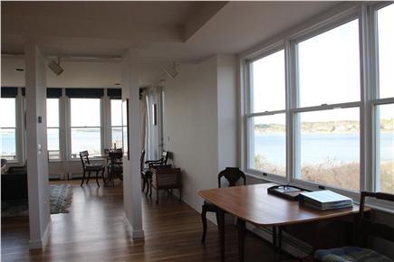 Wellfleet Harbor, on the Bluff Cape Cod vacation rental -