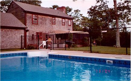 Harwich, Brewster Cape Cod vacation rental - Pool