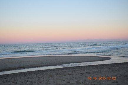 Wellfleet Cape Cod vacation rental - Newcomb Hollow Beach, endless beach to walk and enjoy.