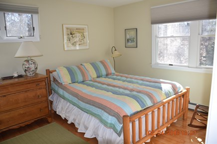 Wellfleet Cape Cod vacation rental - Guest room with queen bed