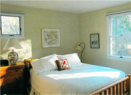 Wellfleet Cape Cod vacation rental - Guest bedroom with queen bed