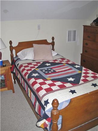 Falmouth Cape Cod vacation rental - Third bed in triple twin bedroom upstairs