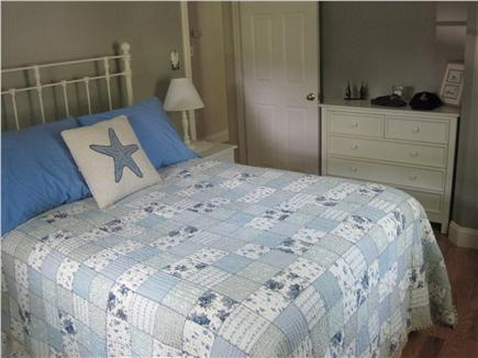 Falmouth Cape Cod vacation rental - First-floor double bedroom